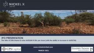 Nickel X IPO Presentation